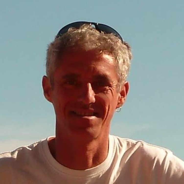 Eric Fossard guide de via ferrata familia des ammonites